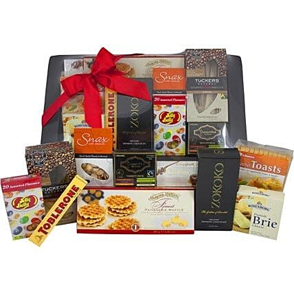 Gourmet Platter: Send Bhai Dooj Gifts to Australia