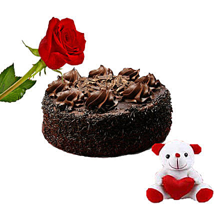 Chocolate Cake Combo Delivery In Canada