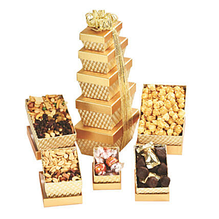 Sweet Deluxe Tower: Thanksgiving Gifts in Canada