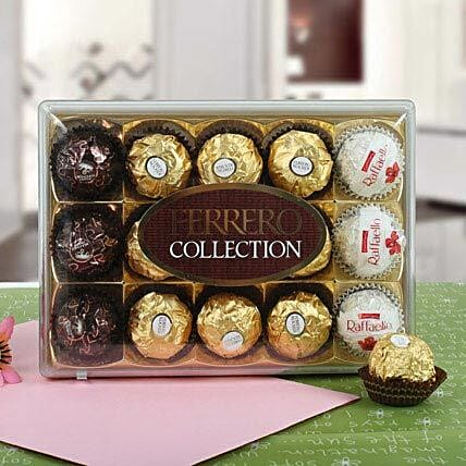 Treat of Ferrero Roch: Send Bhai Dooj Gifts to Canada