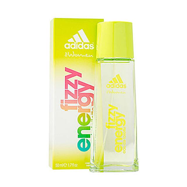 Adidas Fizzy Energy Spray for Women: Send Perfumes