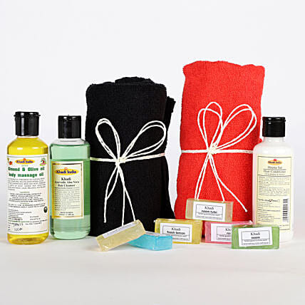 All Because Ladies Love Spa: Return Gifts