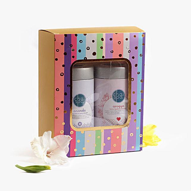 Ananda & Arogya Tea Paradise Combo: Send Fathers Day Gift Hampers
