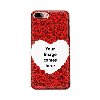 Apple iPhone 7 Plus Customised Hearty Mobile Case: Personalised Apple Mobile Covers