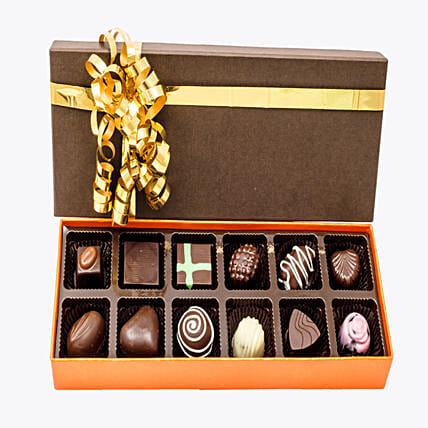 Assorted Chocolates 12: Send Friendship Day Chocolates