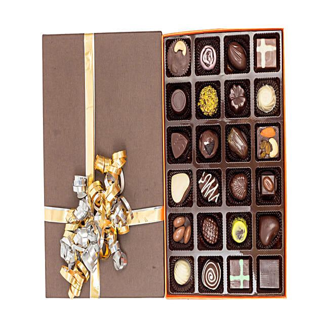 Assorted Chocolates 24: Handmade Chocolates
