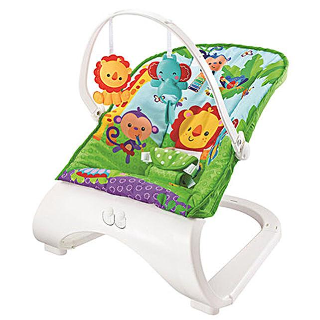 Baby Bouncer Cum Rocker: Kids Toys & Games