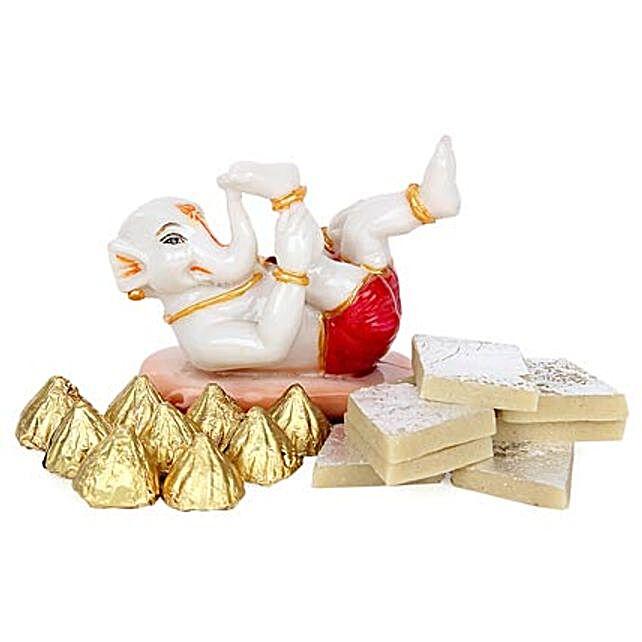 Bal Ganesha Combo: Handmade Gifts