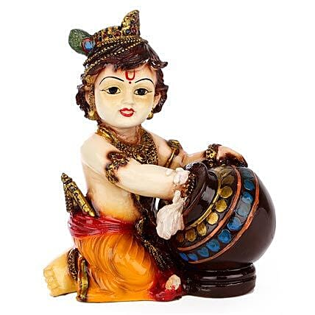 Bal Krishna Idol: Handicrafts