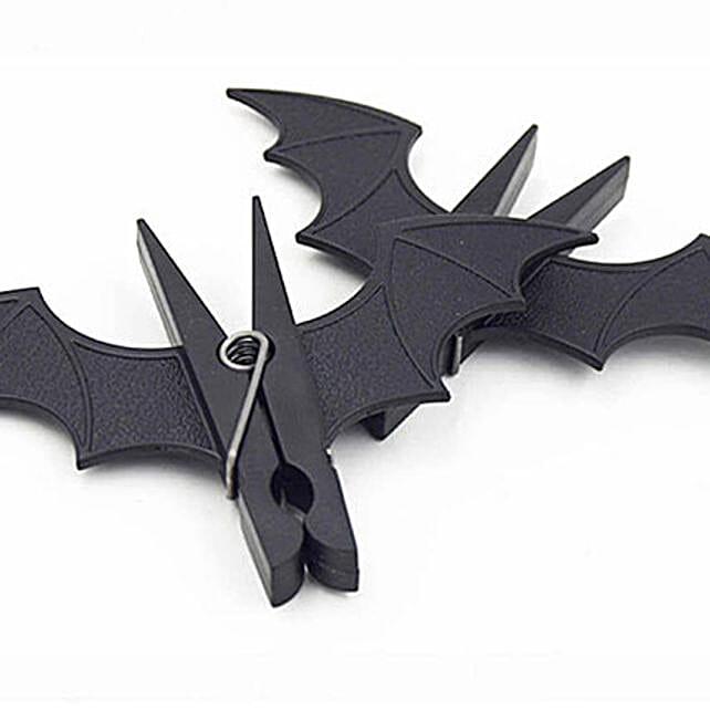 Batman Clothes Hanging Clips Set Of 2: