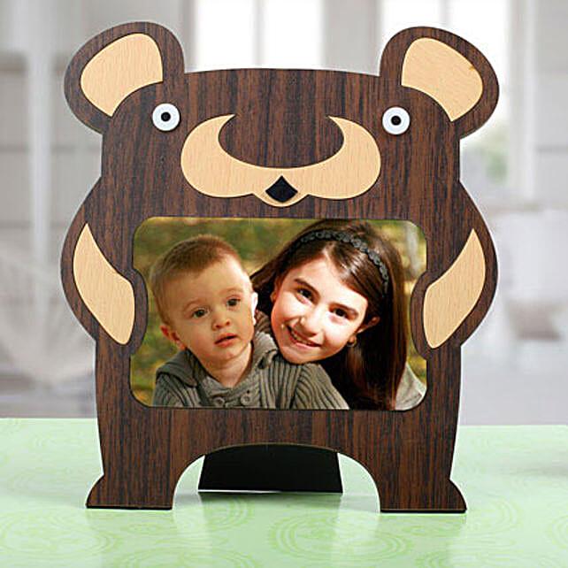 Bear Personalized Photo Frame: Photo Frames