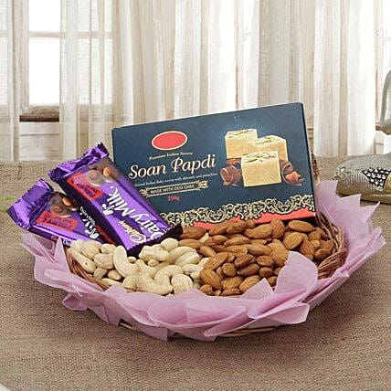 Best Sweetness Deal: Send Diwali Gift Hampers