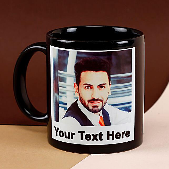 Black Mug Personalized: Gift Ideas