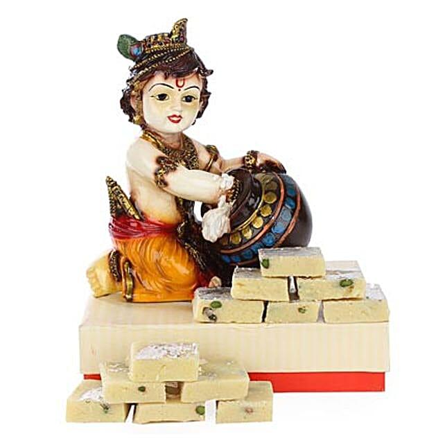 Blissful Bal Krishna: Handicrafts