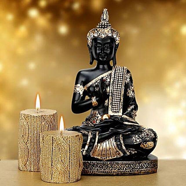 Blissful Buddha:
