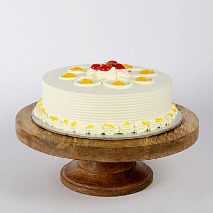 Butterscotch Cake: Cakes for Valentines Day