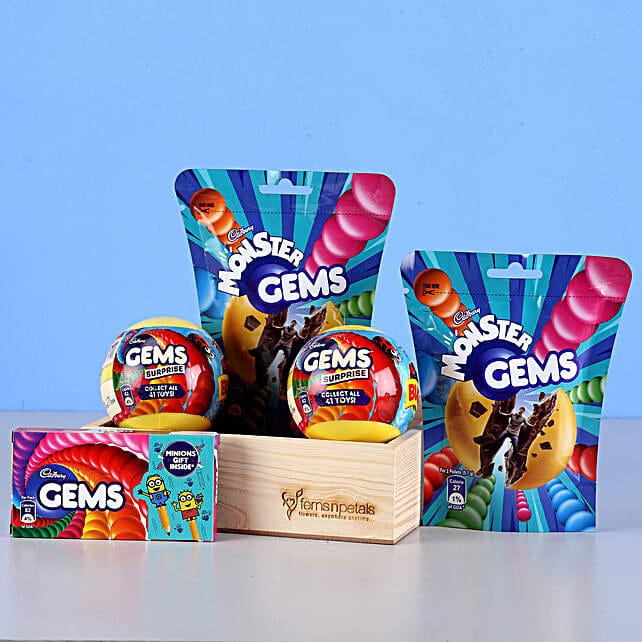 Cadbury Gems Overload:
