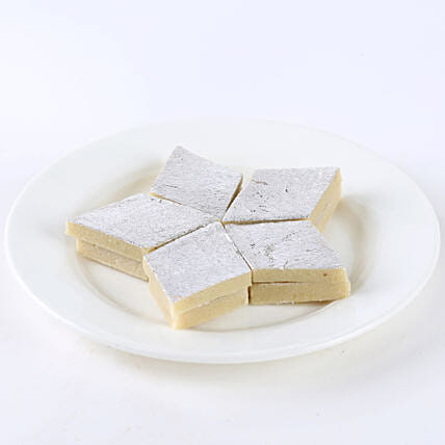 Celebration with Kaju Burfi: Buy Sweets