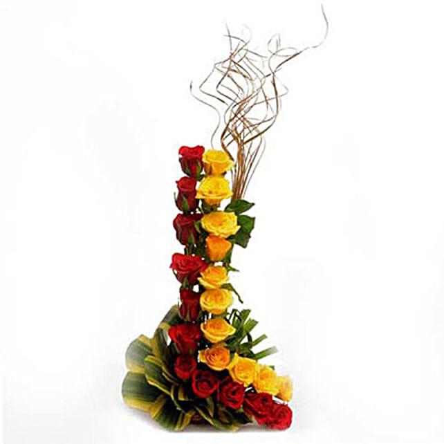 Charming Bloom: Basket Arrangements