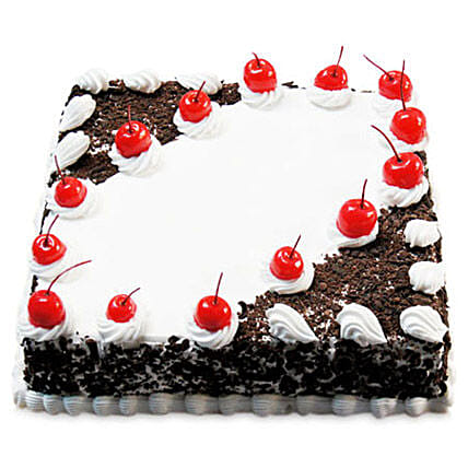 Cherry Blackforest Cake Send Black Forest Cakes