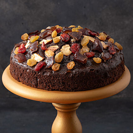 Choco Chip Cake- 500 gms: Send Doctors Day Cakes
