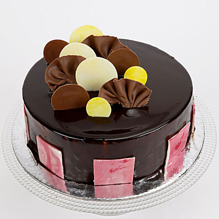 Choco Coin Truffle Cake: Gifts for Chocolate Day