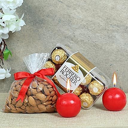 Choco Combo: Send Christmas Gift Hampers