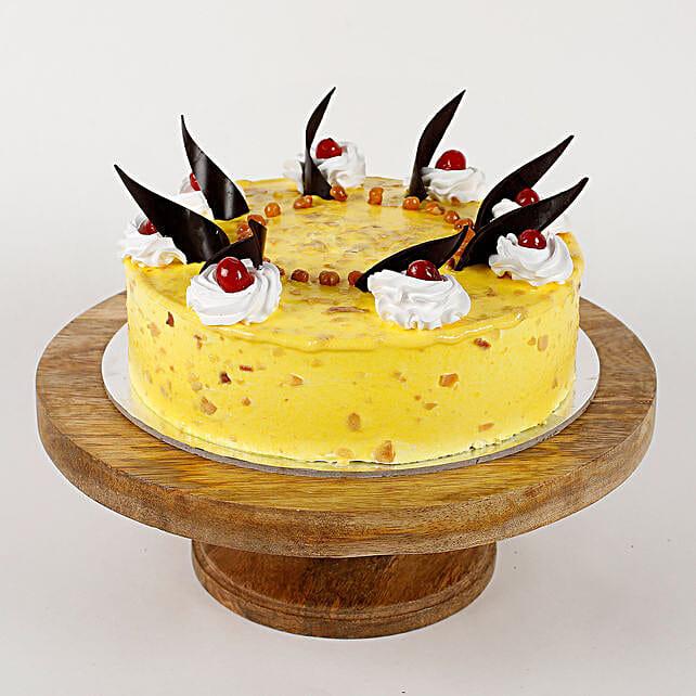 Choco Lavash Cherry Cake: Send Baisakhi Gifts