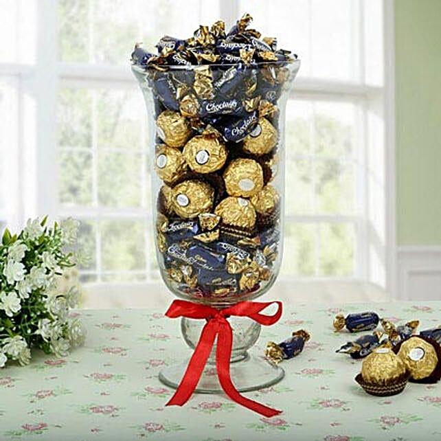 Chocolairs Wishes: Ferrero Rocher Chocolates