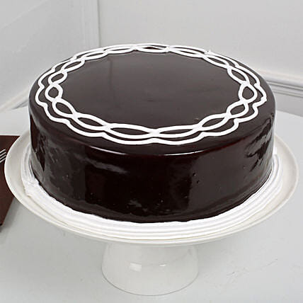 Chocolate Cake: Send Birthday Gifts to Udupi