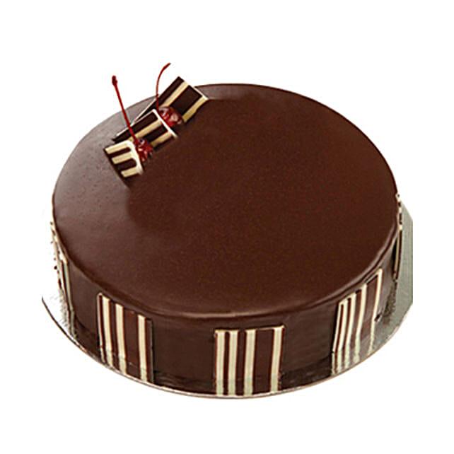 Chocolate Delight Cake 5 Star Bakery: Send Five Star Cakes