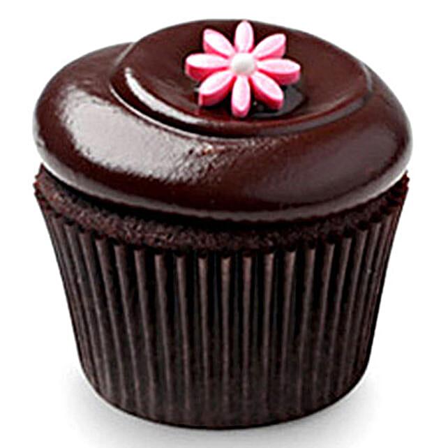 Chocolate Squared Cupcakes: Send Chocolate Cakes