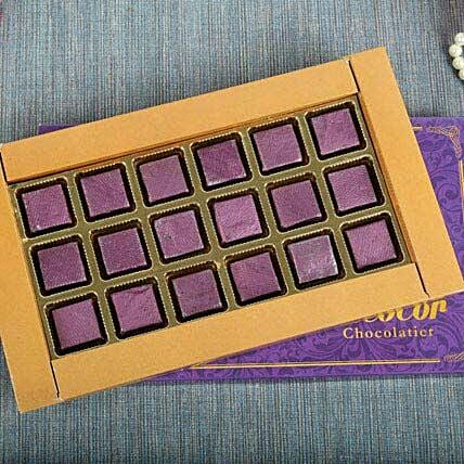 Chocolaty Box of Happiness: Homemade Chocolate Gifts