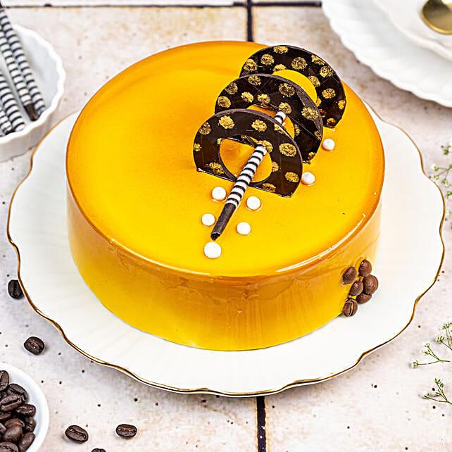 Coffee Addiction Cake: