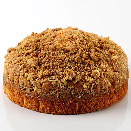Crunchy Cookie Crumble Dry Cake- 500 gms: Birthday Cakes