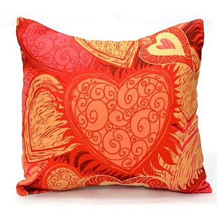 Cushion Values Love: Cushions