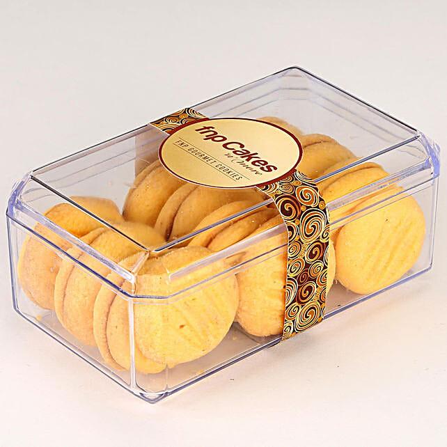 Custard Cookie Box: Cookies