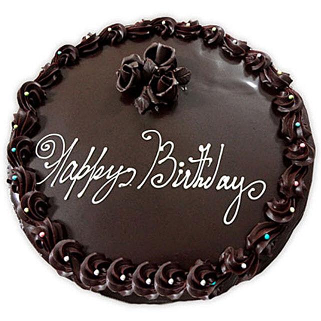Dark Chocolate: Send Chocolate Cakes