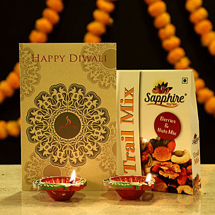 Diwali Greetings Hamper: Gift Combos