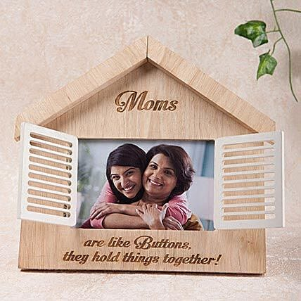 Engraved Photo Frame For Mom: Table tops Gifts