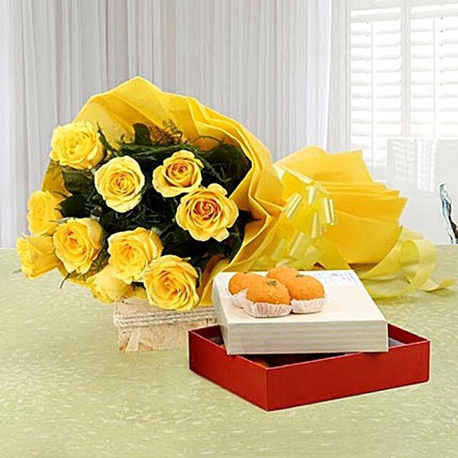 Exuberant Celebration: Flower N Sweets