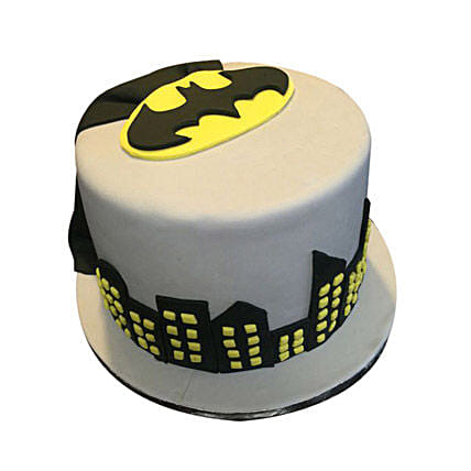 Fancy Batman Cake: Batman Cakes
