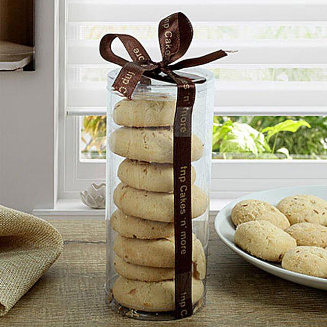 Festive Cashew Nankhatai: Cookies