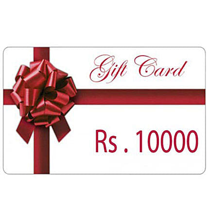 Gift Card 10000: Gift Cards