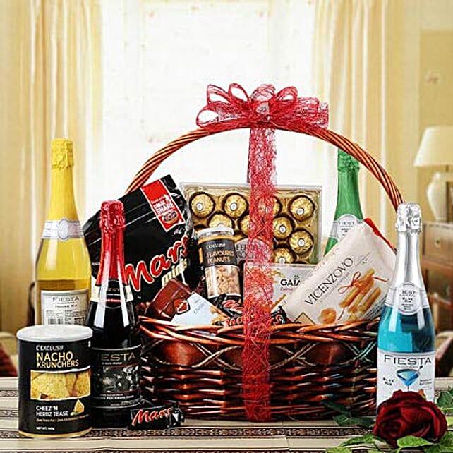 Glee of Exotic Gourmet: Gift Hampers