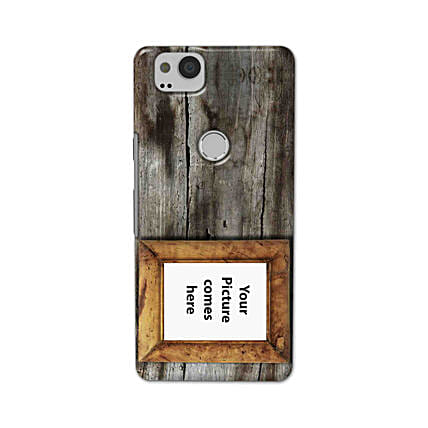 Google Pixel 2 Customised Vintage Mobile Case: