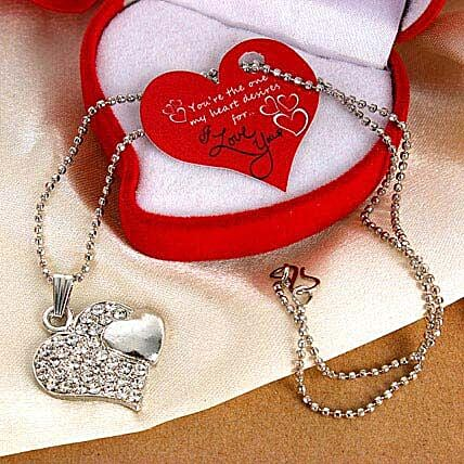 Heart Pendant: Heart Shaped Gifts