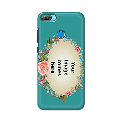 Honor 9i Customised Floral Mobile Case: