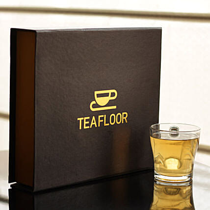 Indulge Tea Collection Gift Box: Send Gift Hampers