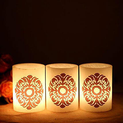 Jazzy Candle: Send Candles